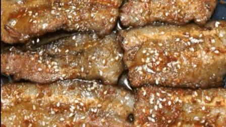 厨艺大师厨艺培训教学 绝味香煎五花肉