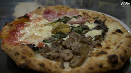 【街拍美食】意大利小店的披萨和冰激凌