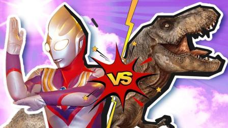 恐龙破坏王: 奥特曼也疯狂, 露天烧烤撸串不忘拯救地球
