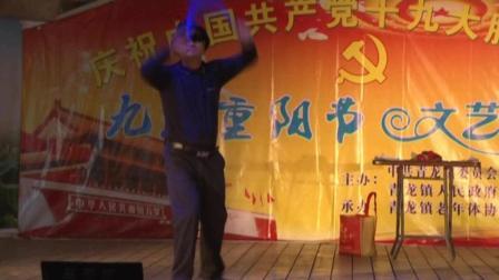 乡村魔术师表演也精彩