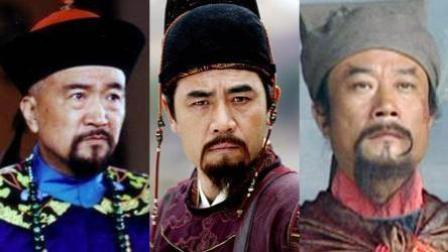 内地男剧星演技前三名, 个个都是老戏骨
