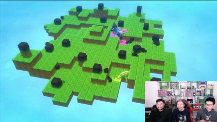 软糖大作战-籽岷的新游戏直播体验 搞笑花絮视频