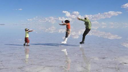 夫妻花100万带5岁孩子环游世界
