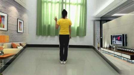 鬼步舞教学视频美女版广场舞鬼步舞教程6个基本动作曳舞经典老七连《女人没有错》鬼步