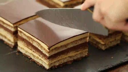 歌剧院蛋糕 Opera Cake