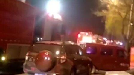 自建房起火 5人遇难9人伤