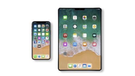 全新iPad: 全面屏没跑 A11X性能更猛