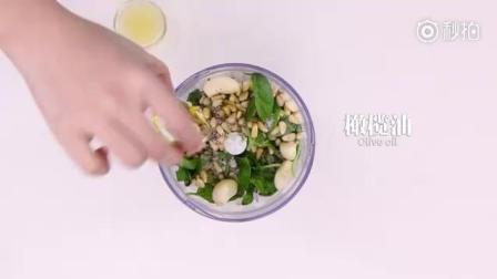 青酱在西餐中很常见, 但今天的这种你一定没吃过