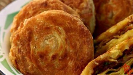 宮廷香酥牛肉饼, 也叫千层牛肉饼, 好吃的不是一点点