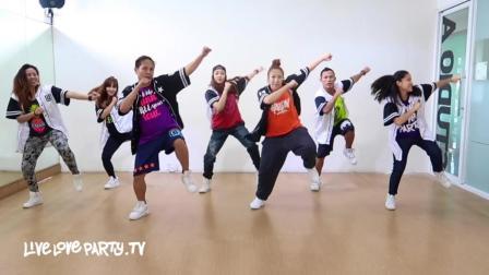 Sinong Makabayan- zumba 尊巴舞蹈视频教学 减肥健身舞