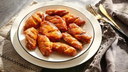 空气炸锅烤鸡翅