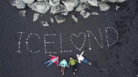 冰川+星空+极光, 这段旅拍浓缩了冰岛所有的美