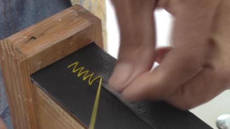 【转载】拼接缝合-单斜线缝合(Zig-Zag Hand sewing)by Cechaflo
