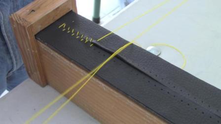 【转载】拼接缝合-棒球缝法(Baseball Stitching) by Cechaflo