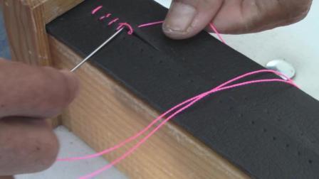 【转载】拼接缝合-交叉缝合或叫鲱鱼骨缝合法(Herringbone Stitches)by Cechaflo