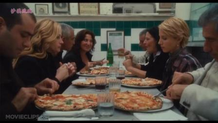 跟着美食去旅行: 影后最爱的那不勒斯披萨