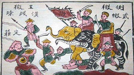 第7期 此国自称汉人,能征善战