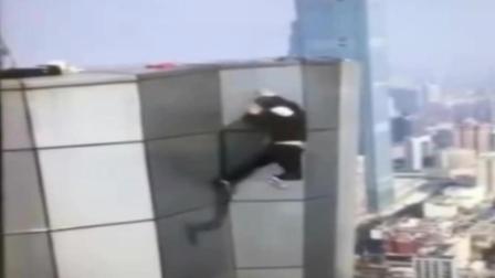 国内高空挑战第一人 极限咏宁失手坠楼身亡视频 死前曾挣扎体力不支掉下