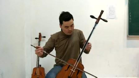 苏和的小白马-马头琴演奏家赫楚芒来