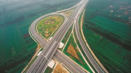高速公路为什么不修成直的呢? 司机朋友应该来看看了!