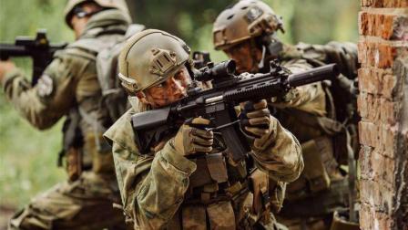 战场上遇到狙击手有多恐怖? 为救一个队友死伤惨重! 救还是不救?
