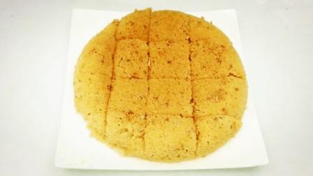 网红蛋糕家庭版制作教程, 食材普通做法简单, 再也不用排队买了