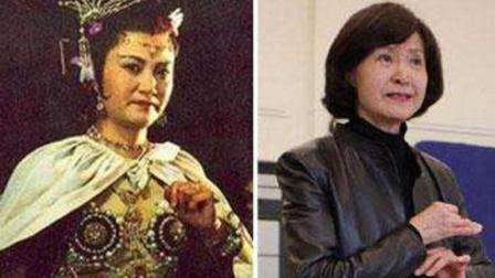 为了成就经典《西游记》当年欺了白骨精杨春霞, 知道杨洁去世都没有和解