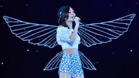 张韶涵演唱会演唱《寓言》, 现场歌迷从头唱到尾