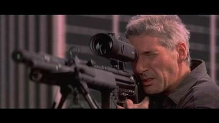 世界顶级杀手有多狡猾? 用遥控狙击枪刺杀美国总统夫人太惊险!