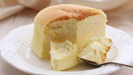 """0失败的""""酸奶蛋糕"""", 软软香香, 低脂又美味!"""