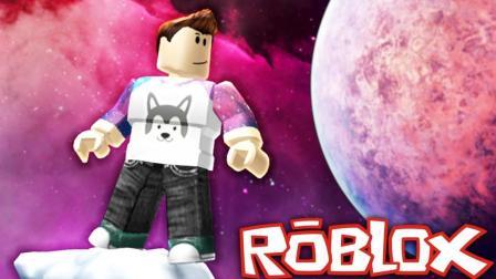 【Roblox飞船建造】外星球疯狂外星人! 星际公民占领星球! 小格解说 乐高小游戏