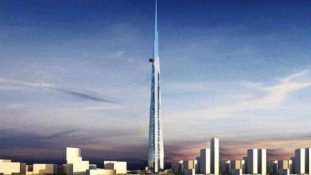 沙特王子建世界最高楼, 高1000米超迪拜塔, 能容纳百万人