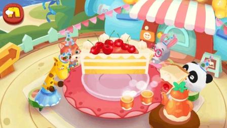 宝宝巴士美食屋 07 妙妙做蛋糕