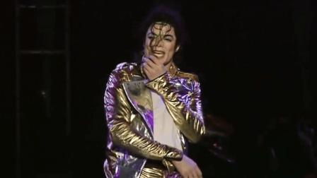 迈克尔杰克逊一开嗓, 很多后辈都无力招架