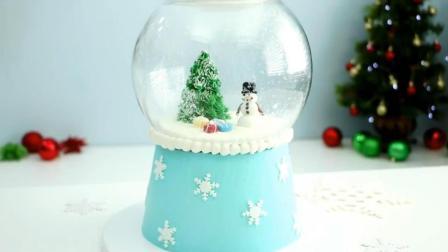 看看国外高手做的圣诞节蛋糕, 做的确实漂亮, 真心佩服