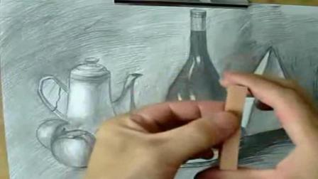 室内设计手绘教程视频 素描静物组合图片简单 怎么画素描