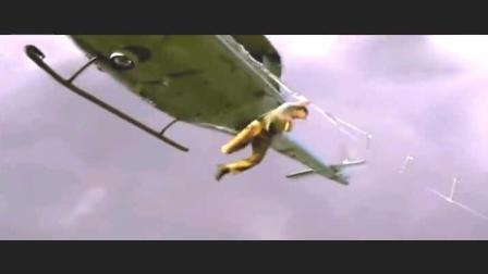 看巨蟒是如何狠狠的吞下一架飞机的!