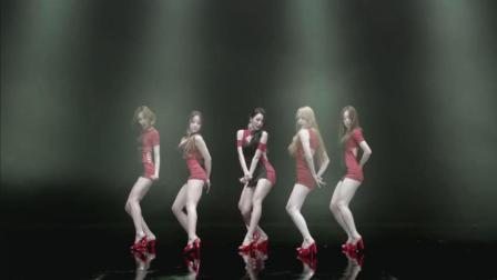 浓妆艳抹搔首弄姿, 韩国女团DALSHABET性感热舞
