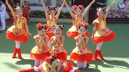 儿童舞蹈《说唱中国》
