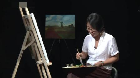 3人体素描教程素描石膏像教学视频_建筑钢笔画速写_古典素描油画静物视频教程