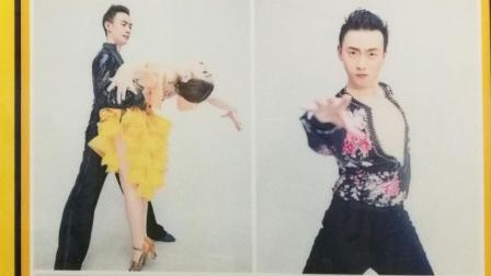 德阳市绵竹馨艺舞蹈艺术培训学校(成人拉丁班上课练习视频)制作: 藏香
