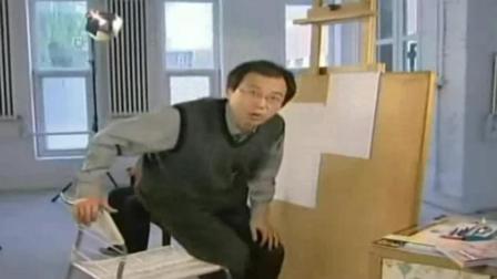 美术素描基础教学视频 关于素描的基本知识 中国画入门教学