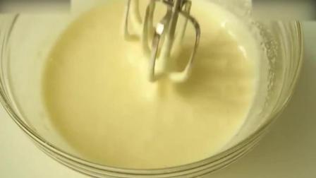 蛋糕培训烘焙教学-颜值爆表的草莓鲜奶蛋糕_1蛋糕制作