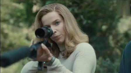 这部动作电影里的美女杀手, 让人眼前一亮! 太给力了