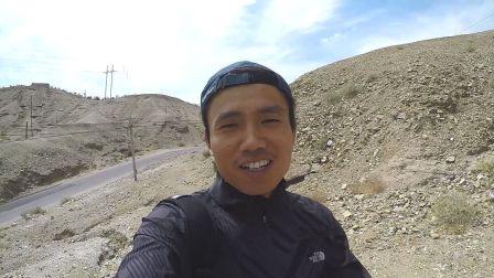 【毕爷 迷你Vlog】抄近路领略不一样的古丝绸之路 045