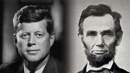 历史悬疑之最!林肯和肯尼迪不可思议的百年巧合!