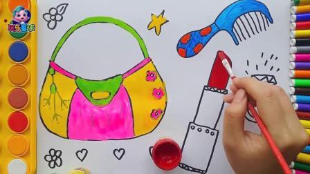 芭比娃娃开快餐冰淇淋车做蔬菜汤玩奇趣蛋