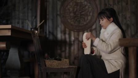 李子柒古香古食 第一季 给奶奶做了双千层底 重温儿时一针一线的旧时光 25