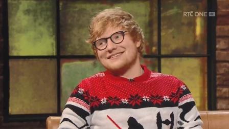 Ed Sheeran自曝三年前就为007写好主题曲