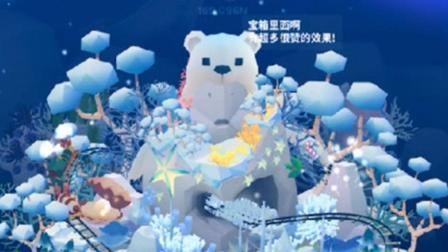 深海水族馆25圣诞节活动来袭, 雪花飘呀飘! 美丽摇呀摇! 小鸢解说